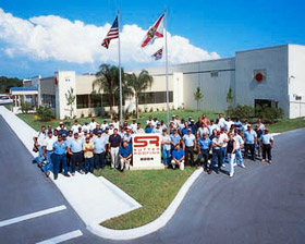 commercial metal roof system tampa