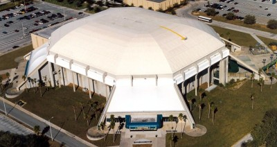 USF Sundome Completed