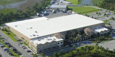 Commercial Roof Coating In Sarasota Fl Orlando Roofing