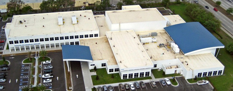 commercial metal roof system in tampa