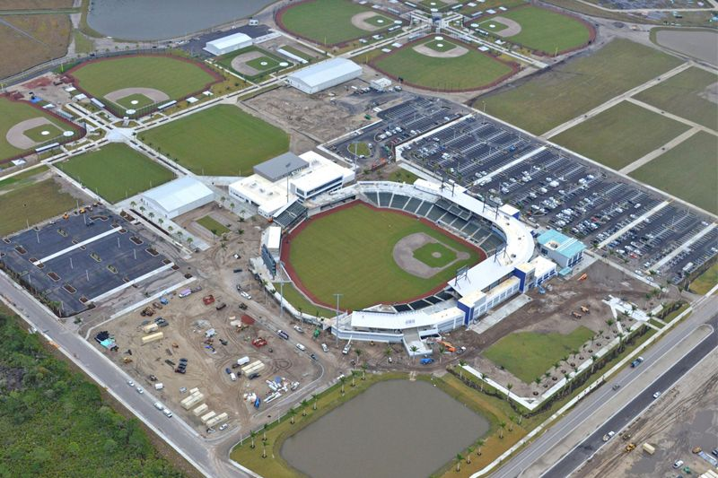 Sports Facilities Roof Repair Tampa Commercial Roofing