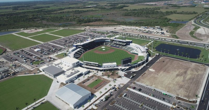 Atlanta Braves Spring Training Facility